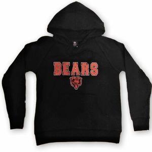 Chicago Bears Women's Pullover Hoodie Sweatshirt